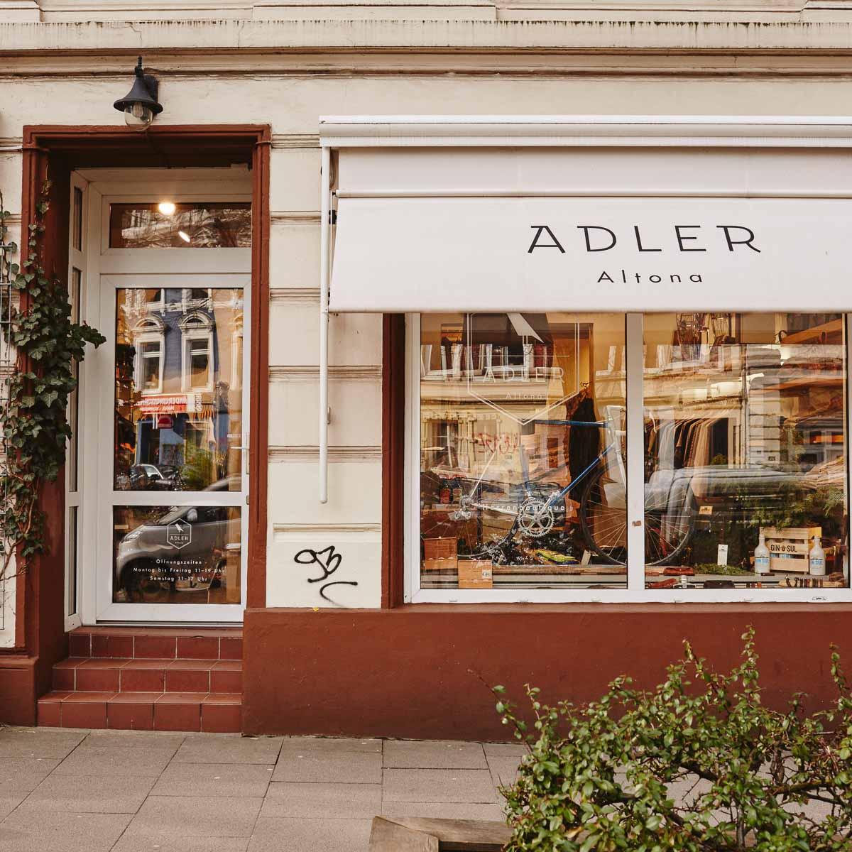 Männer Concept Store Adler Altona Hamburg