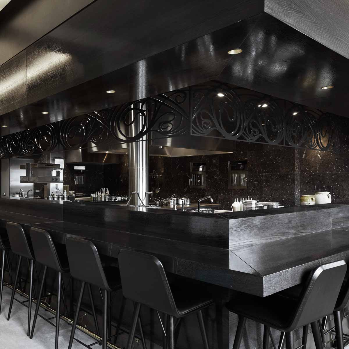 Restaurant Geist Kopenhagen
