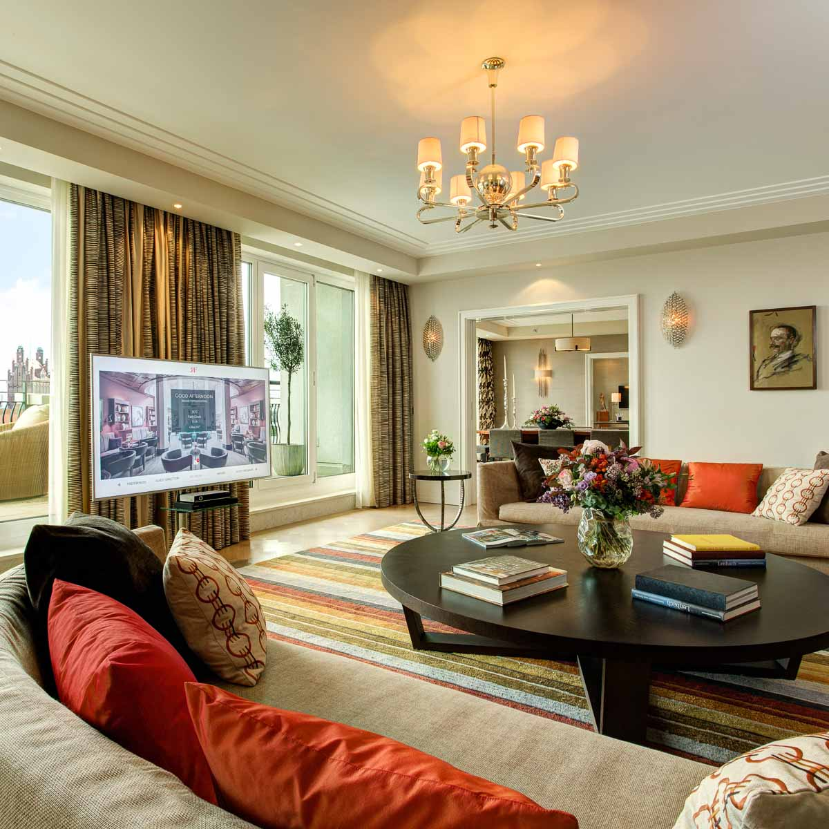 Rocco Forte Luxus Hotel The Charles München-11