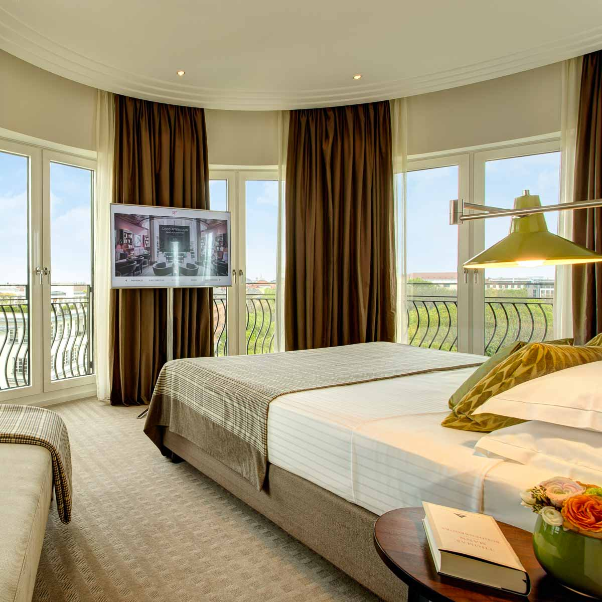 Rocco Forte Luxus Hotel The Charles München-15