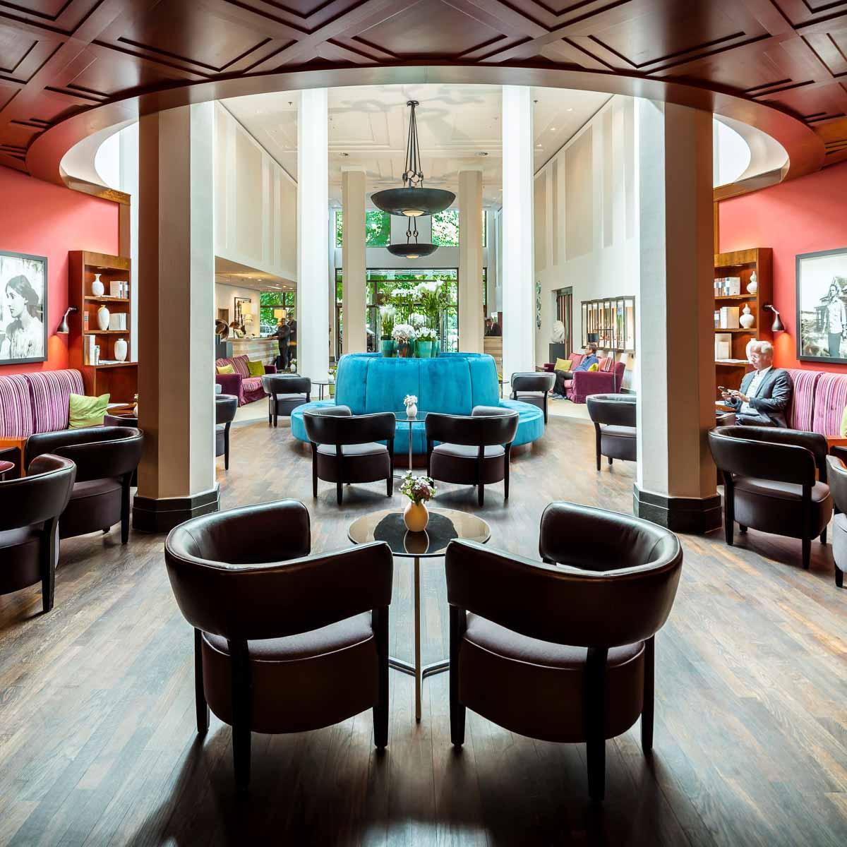 Rocco Forte Luxus Hotel The Charles München-3