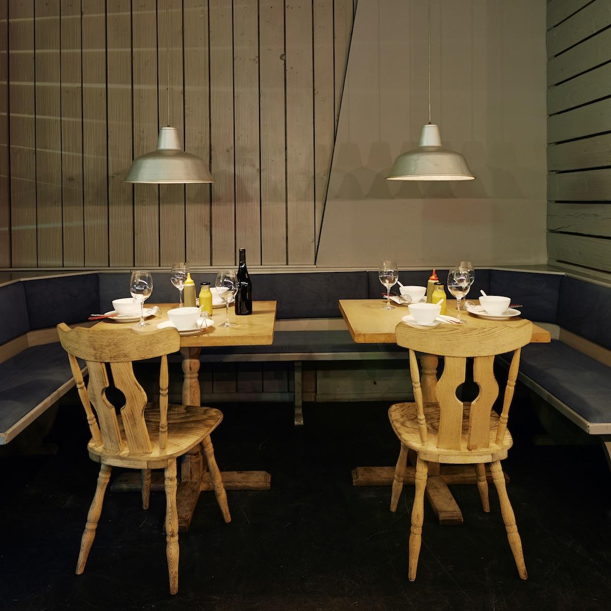 Charlie München_Vietnamesisches Restaurant Giesing_Interieur