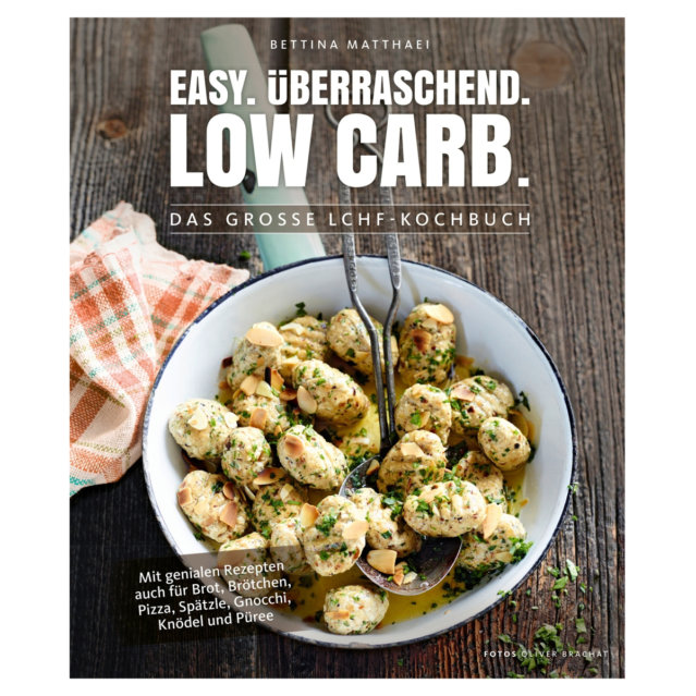 Cover Easy Überraschend Low Carb