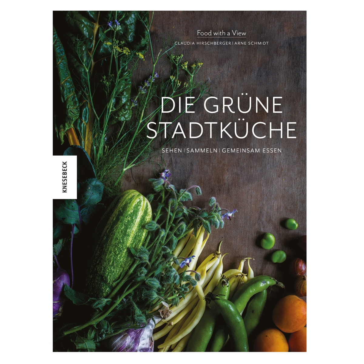 Die grüne Stadtküche Cover