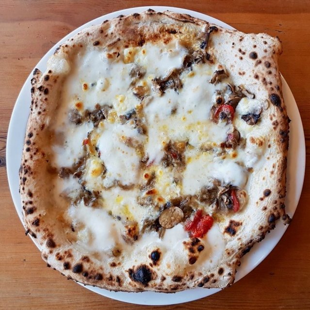 Neapolitanische Pizzeria Prometeo in Schöneberg
