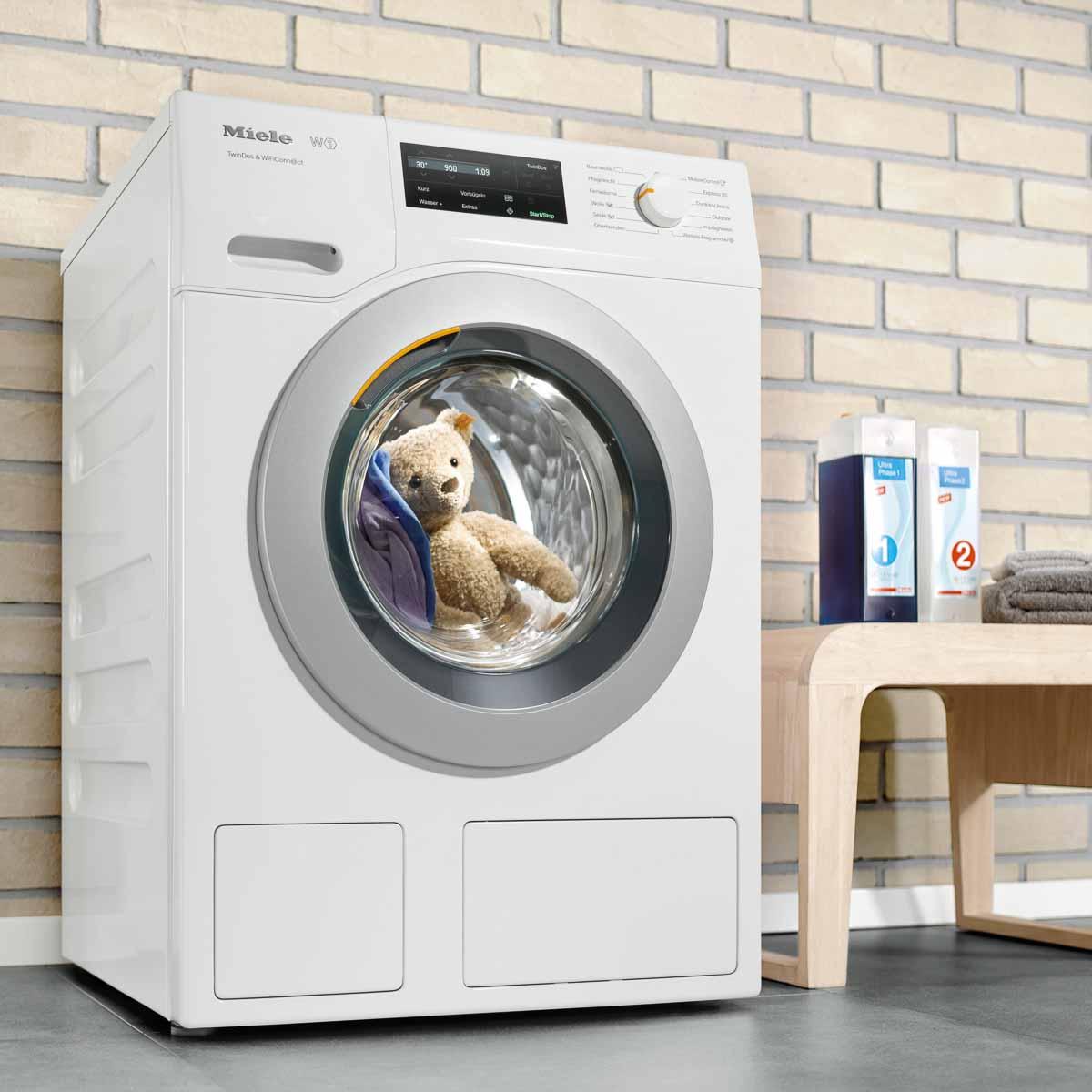 Waschmaschine der Traditionsmarke Miele