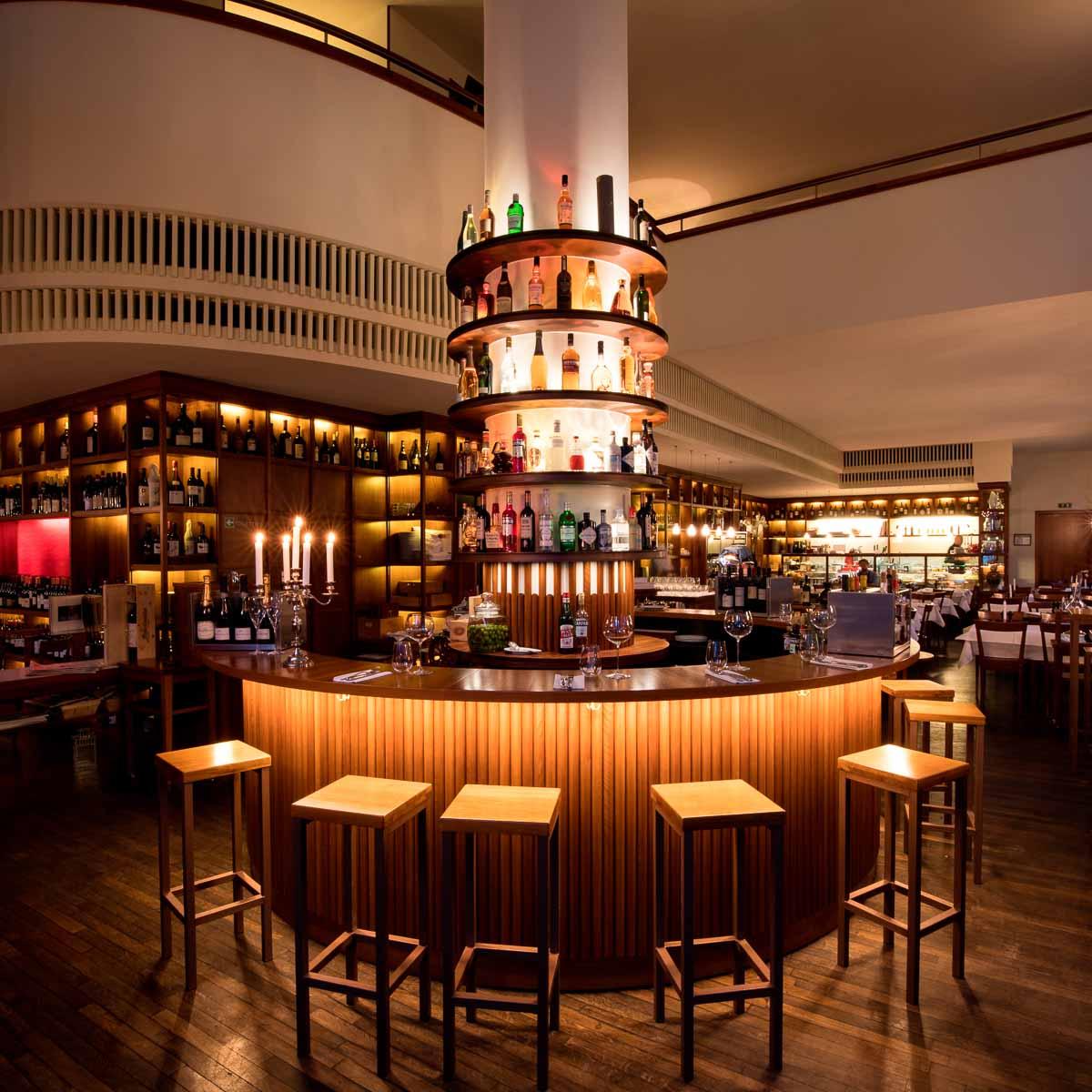 Weinbar und italienisches Restaurant Il Calice in Charlottenburg