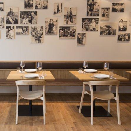 Bio Cafe und Restaurant Resihuber München_Gastraum
