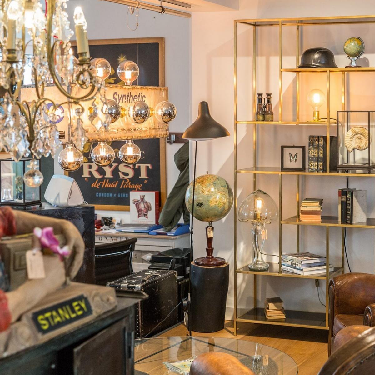 Obbjekt Vintageladen Zürich 3