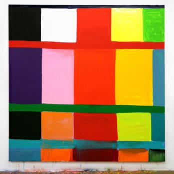 Stanley Whitney Galerie Nordenhake Berlin