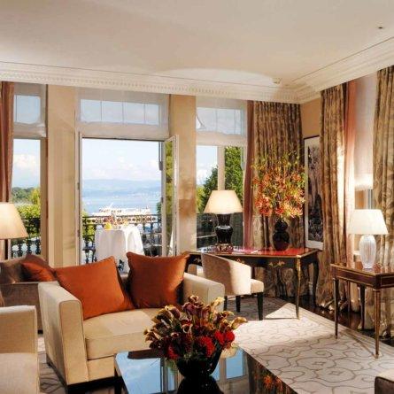 5 Sterne Hotel Baur au Lac Zürich-4