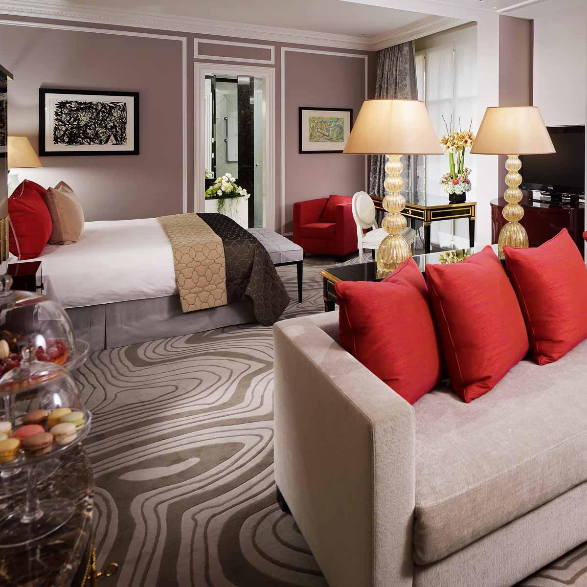 5 Sterne Hotel Baur au Lac Zürich-5
