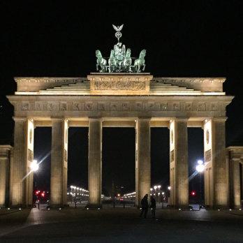 Brandenburger Tor Berlin Pariser Platz