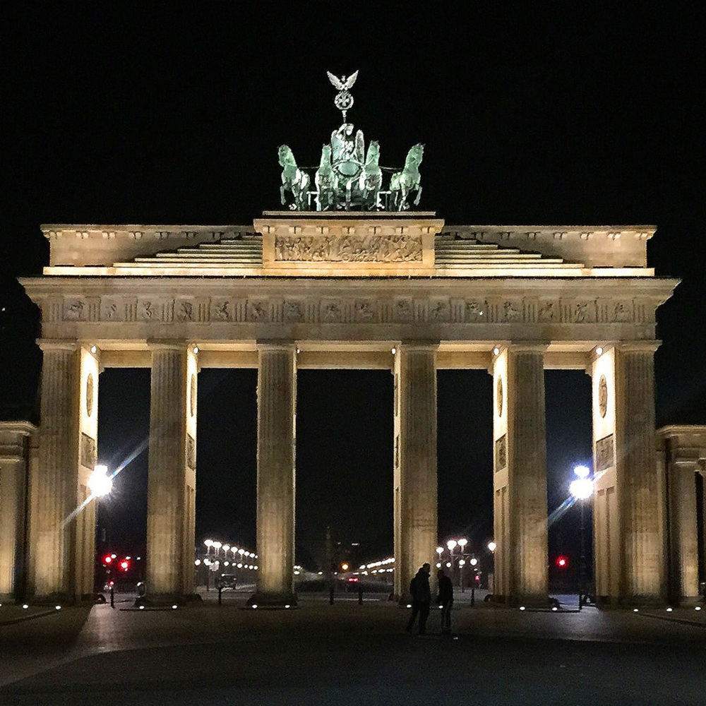 Das Brandenburger Tor am Pariser Platz - Berlin | CREME GUIDES