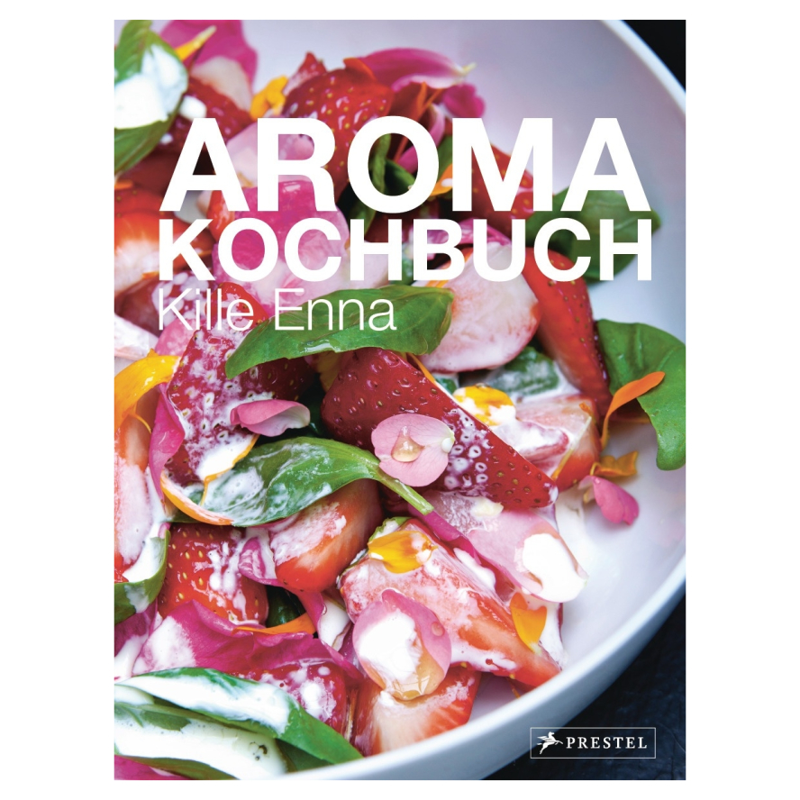 Cover Aroma Kochbuch von Killa Enna