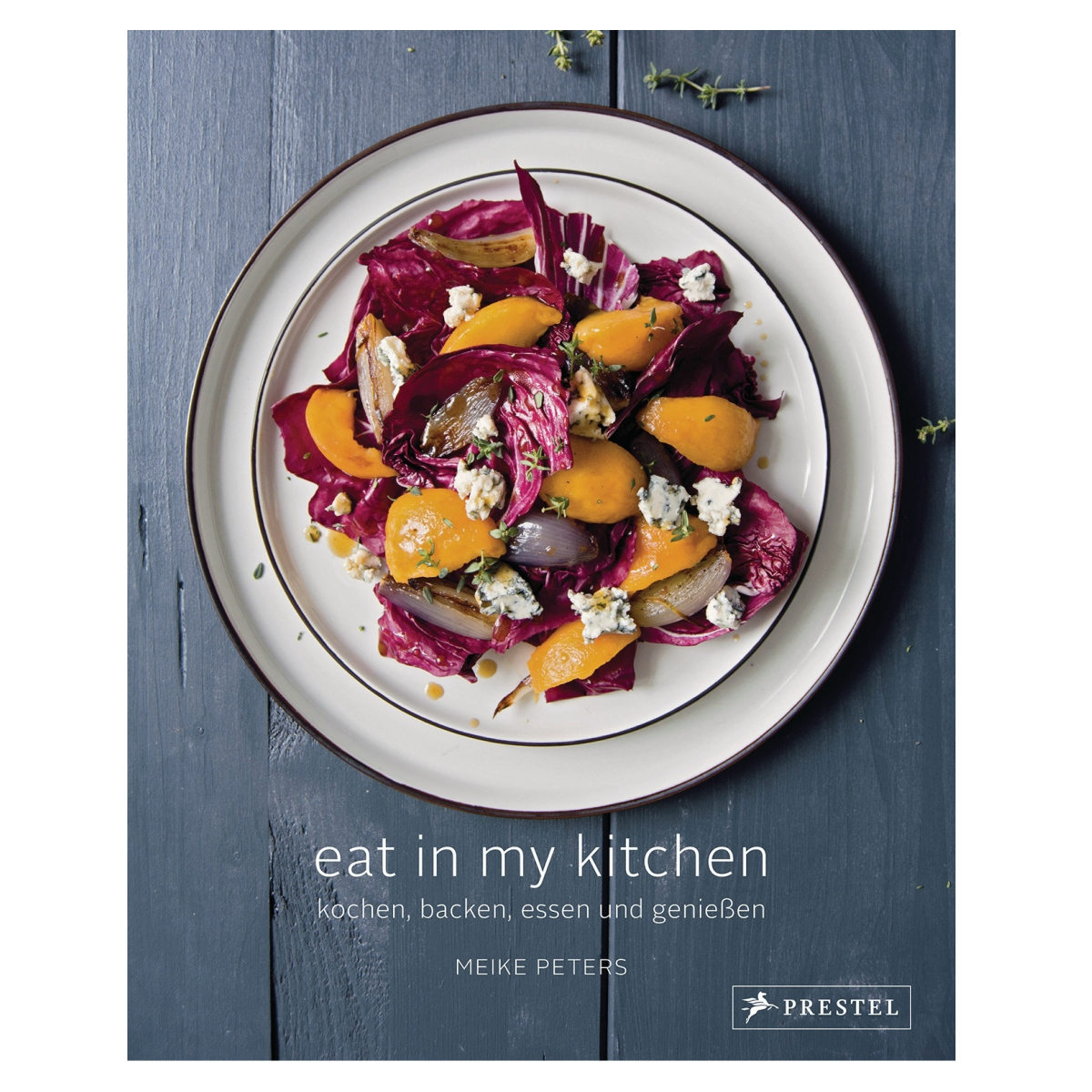 Cover Eat in my Kitchen