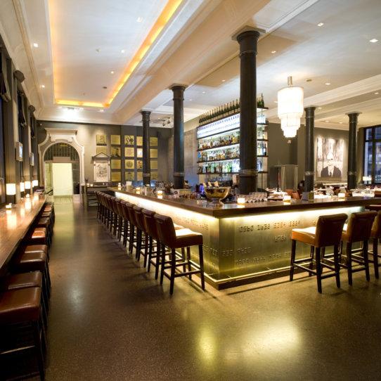 Die Bank Brasserie & Bar Hamburg Innenstadt