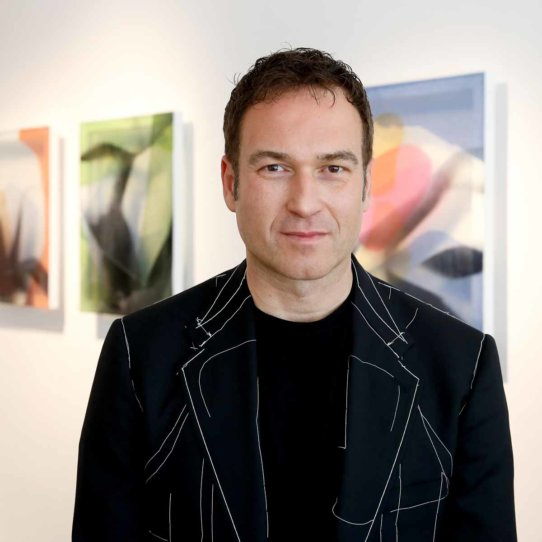 Vernissage And Artist Talk With Armin Dietrich In Berlin