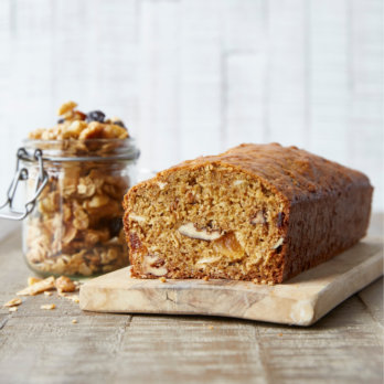 Granola Tea Bread Cynthia Barcomi