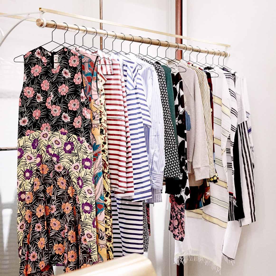 Holly Golightly Designer Fashion Store in Kopenhagen Gammel Mont