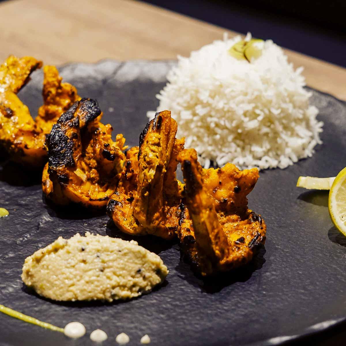 indisches Restaurant In-Dish Wien Kreis 1-4