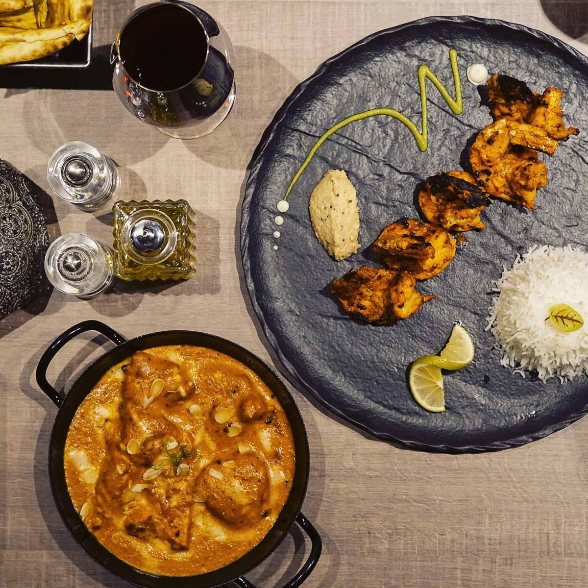 indisches Restaurant In-Dish Wien Kreis 1-5