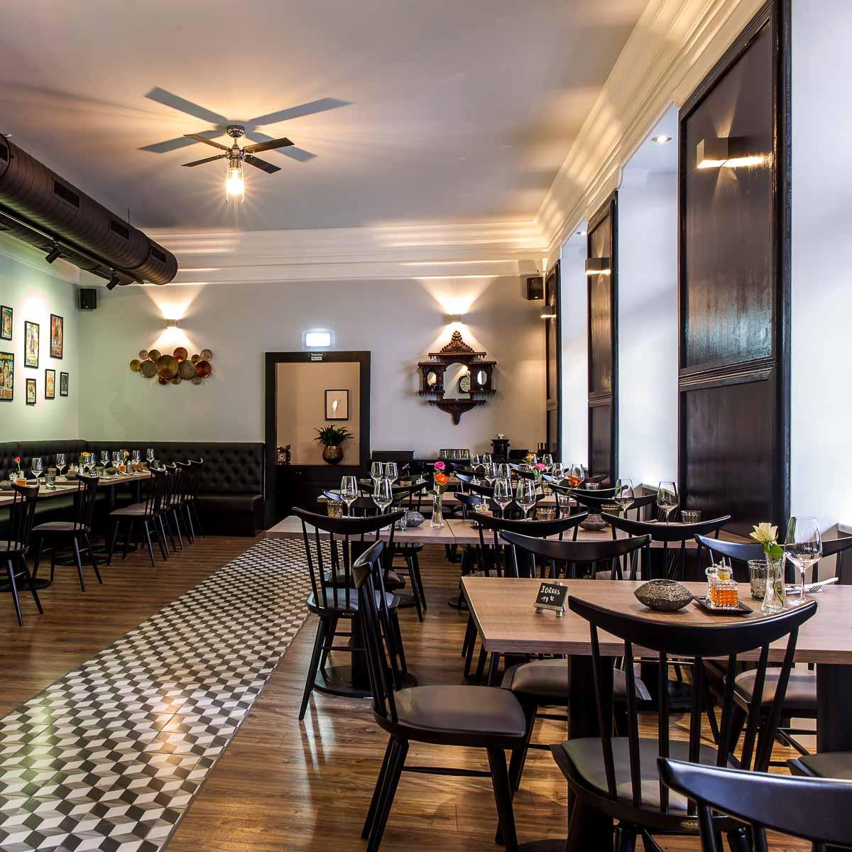 indisches Restaurant In-Dish Wien Kreis 1-6
