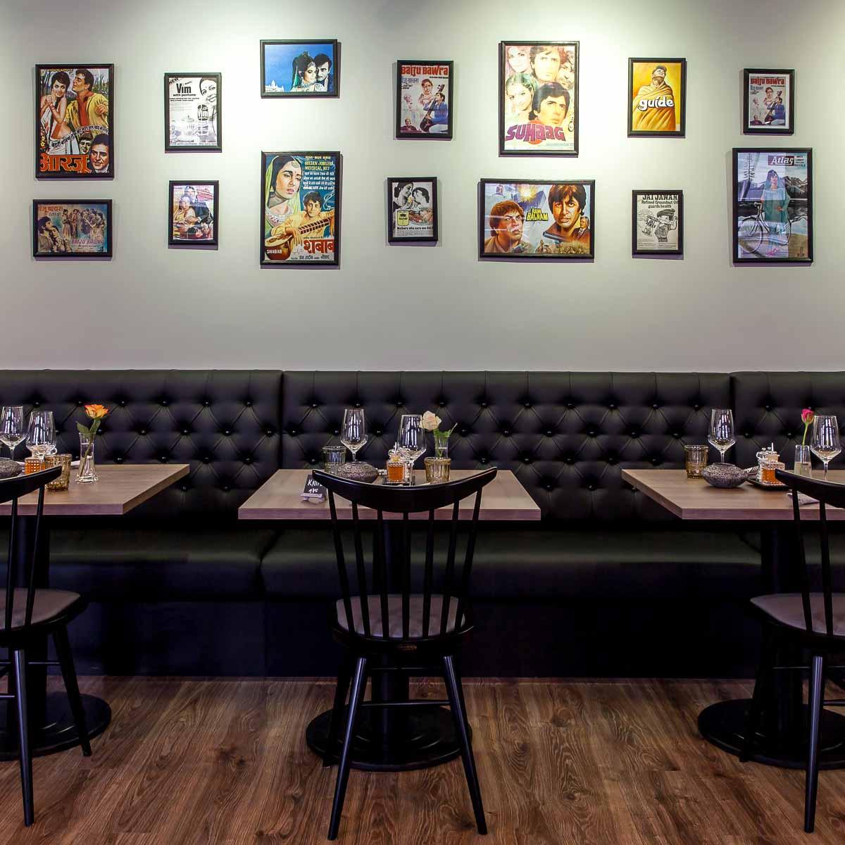 indisches Restaurant In-Dish Wien Kreis 1-7