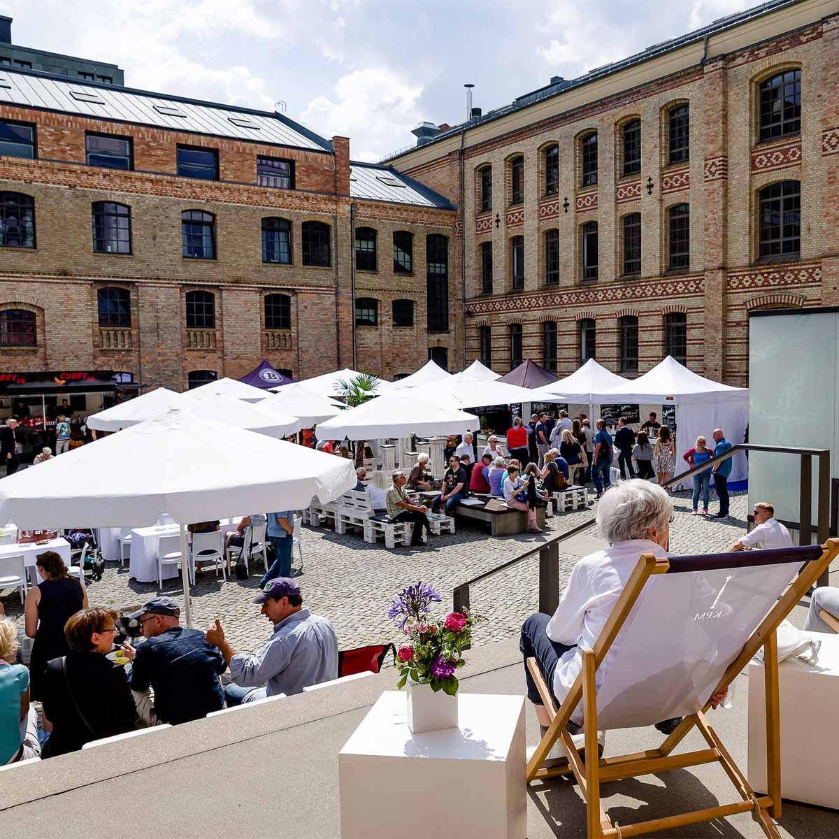 KPM Hoffest Berlin