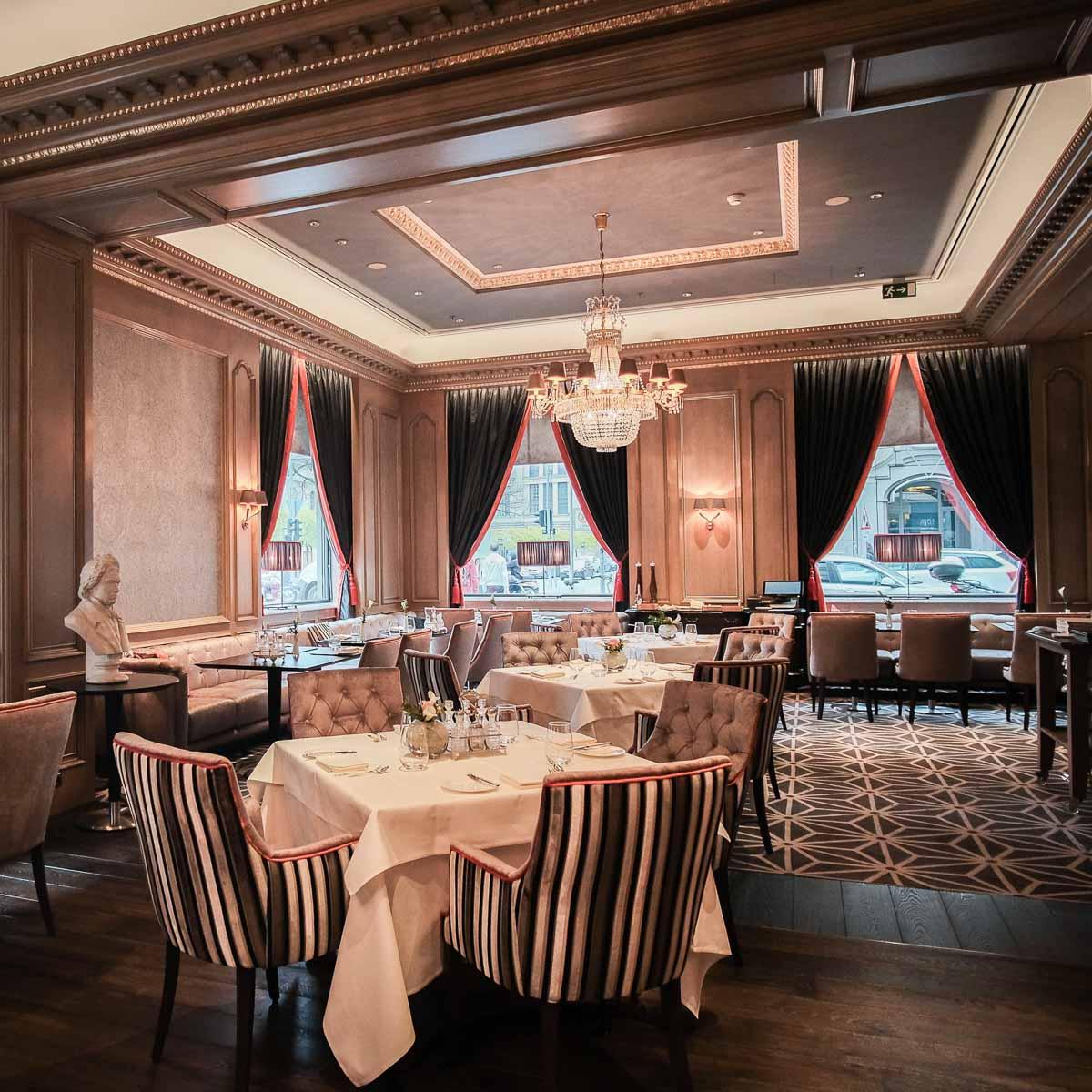 Restaurant Charlotte & Fritz im Hotel Regent Berlin am Gendarmenmarkt-3