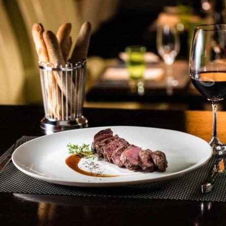Restaurant Rive Gauche im Hotel Baur au Lac-4