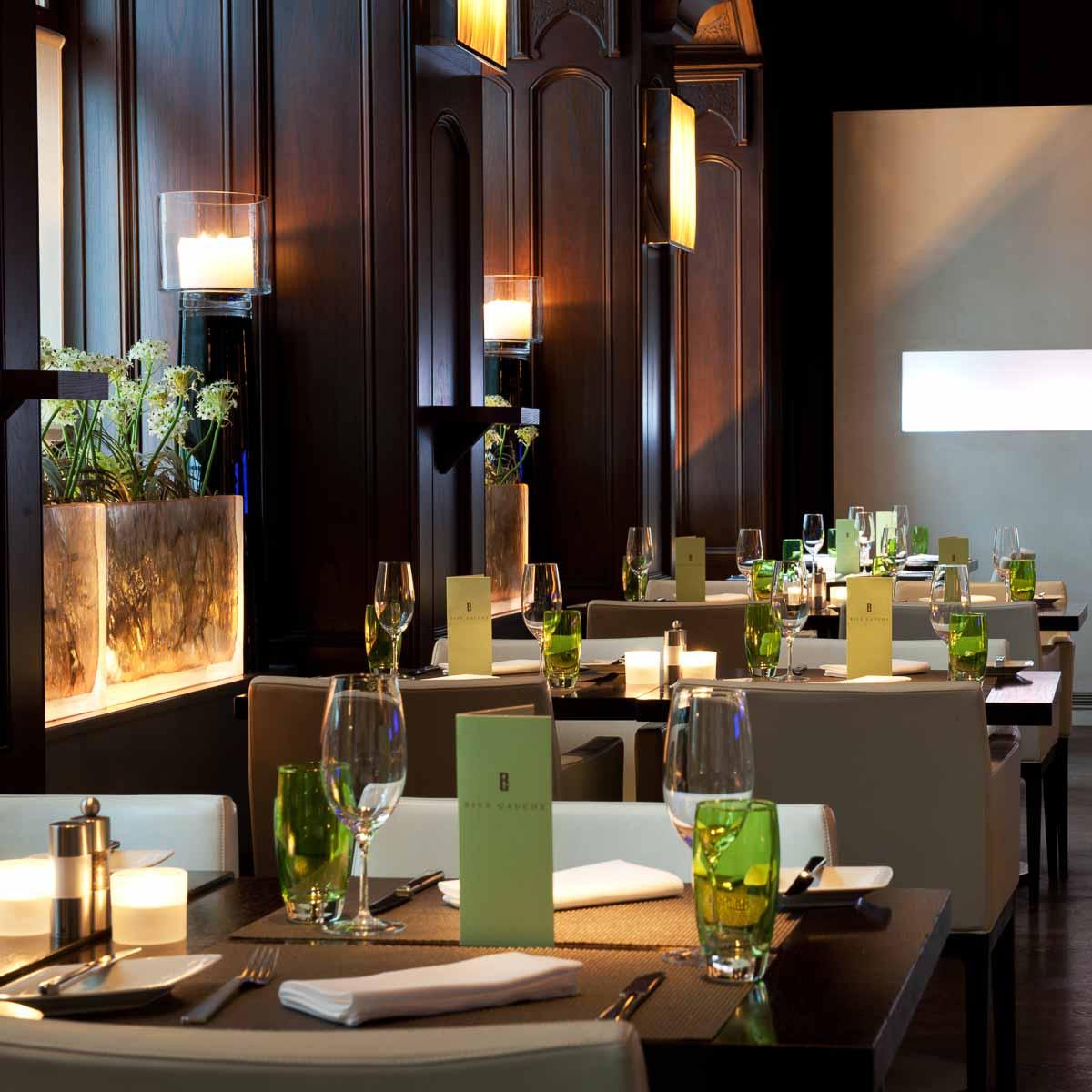 Restaurant Rive Gauche im Hotel Baur au Lac Zürich-5