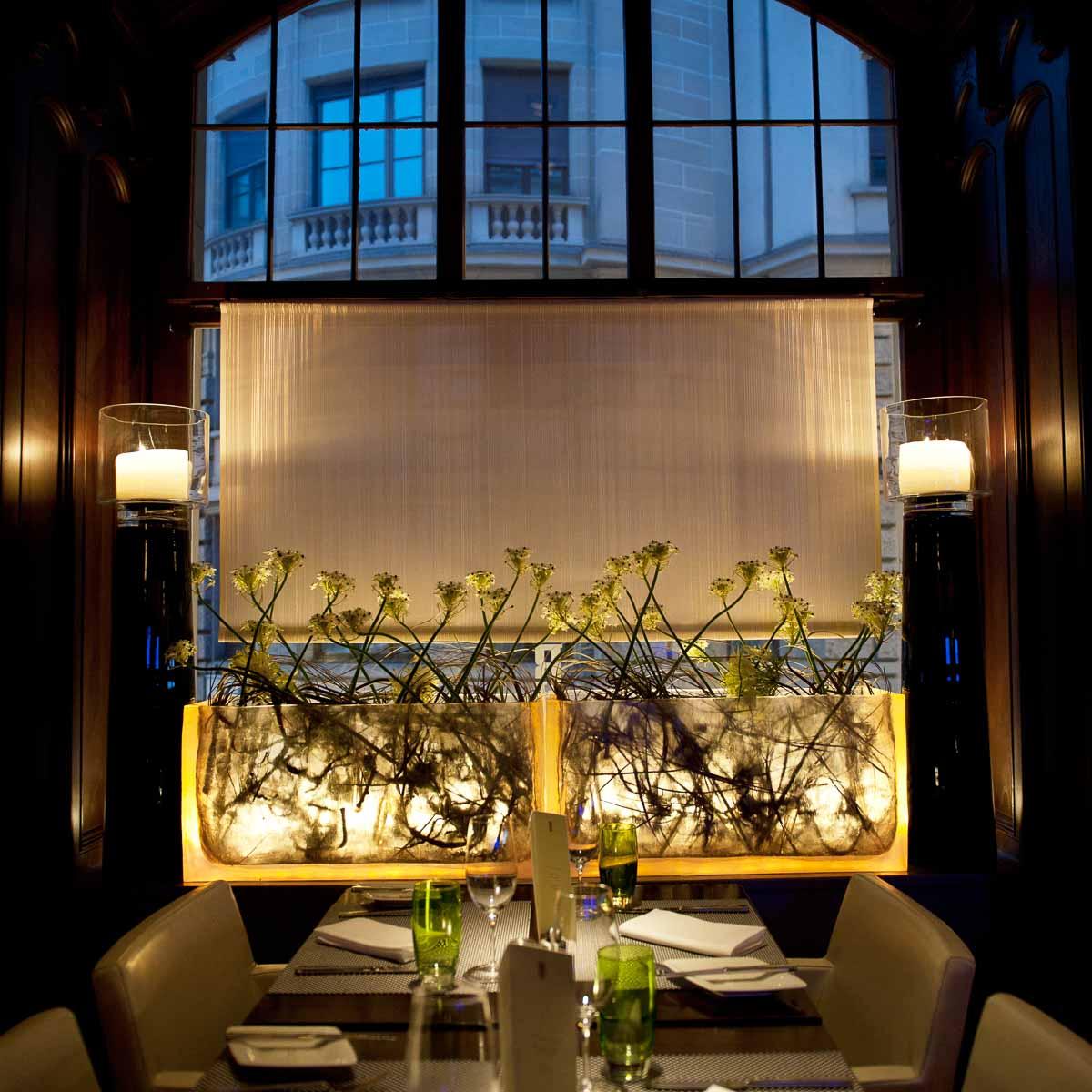 Restaurant Rive Gauche im Hotel Baur au Lac Zürich-7