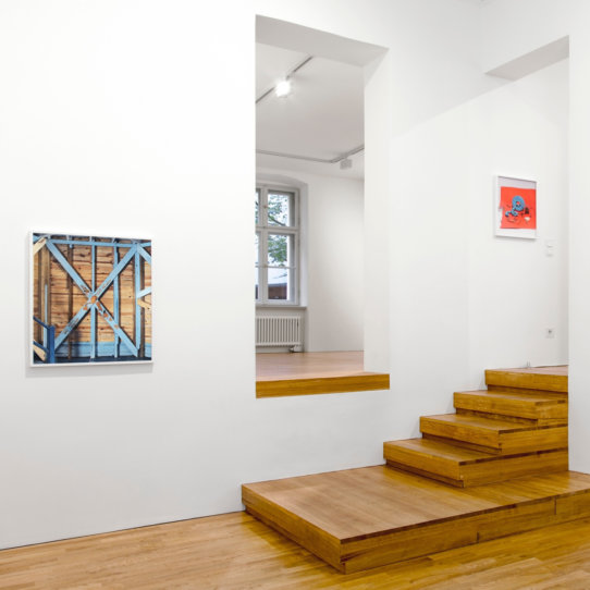 Robert Morat Galerie Berlin