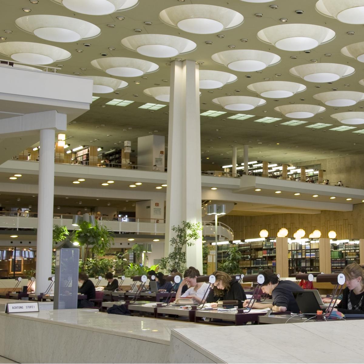 Staatsbibliothek Berlin Potsdamer Straße