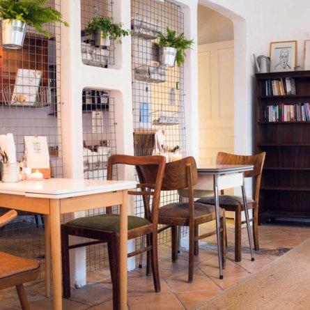 Zero-Waste-Café In guter Gesellschaft Hamburg