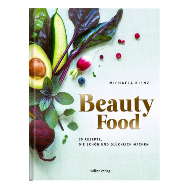 Cover Beauty Food von Michaela Kienzle