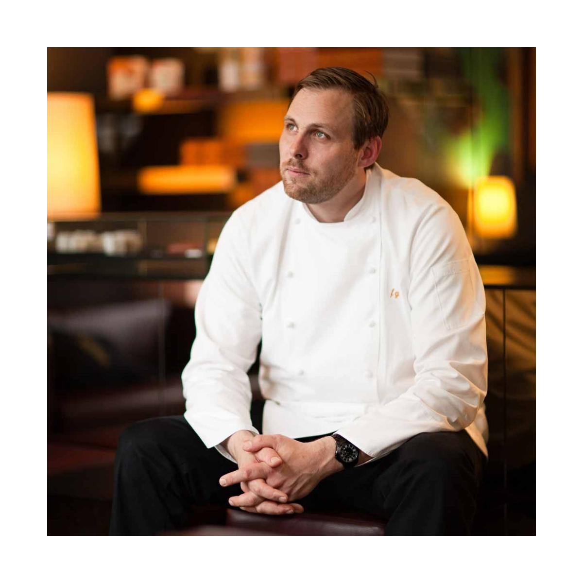 Florian Glauert vom Restaurant Duke Berlin