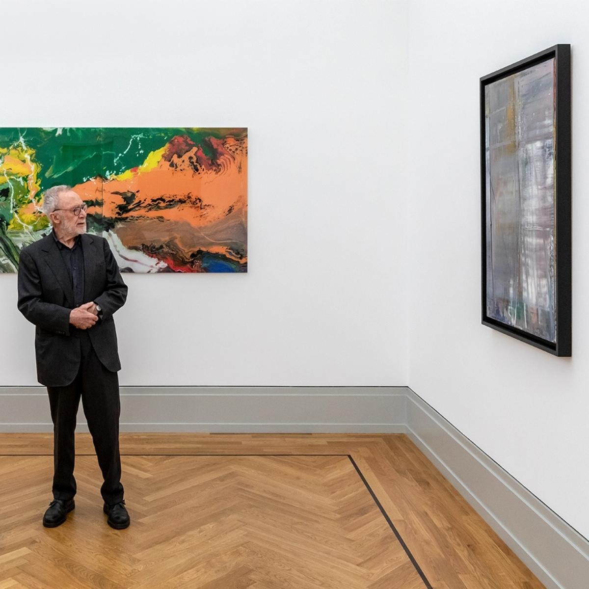Gerhard Richter Ausstellung Museum Barberini Potsdam