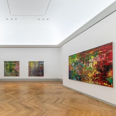 Gerhard Richter im Museum Barberini