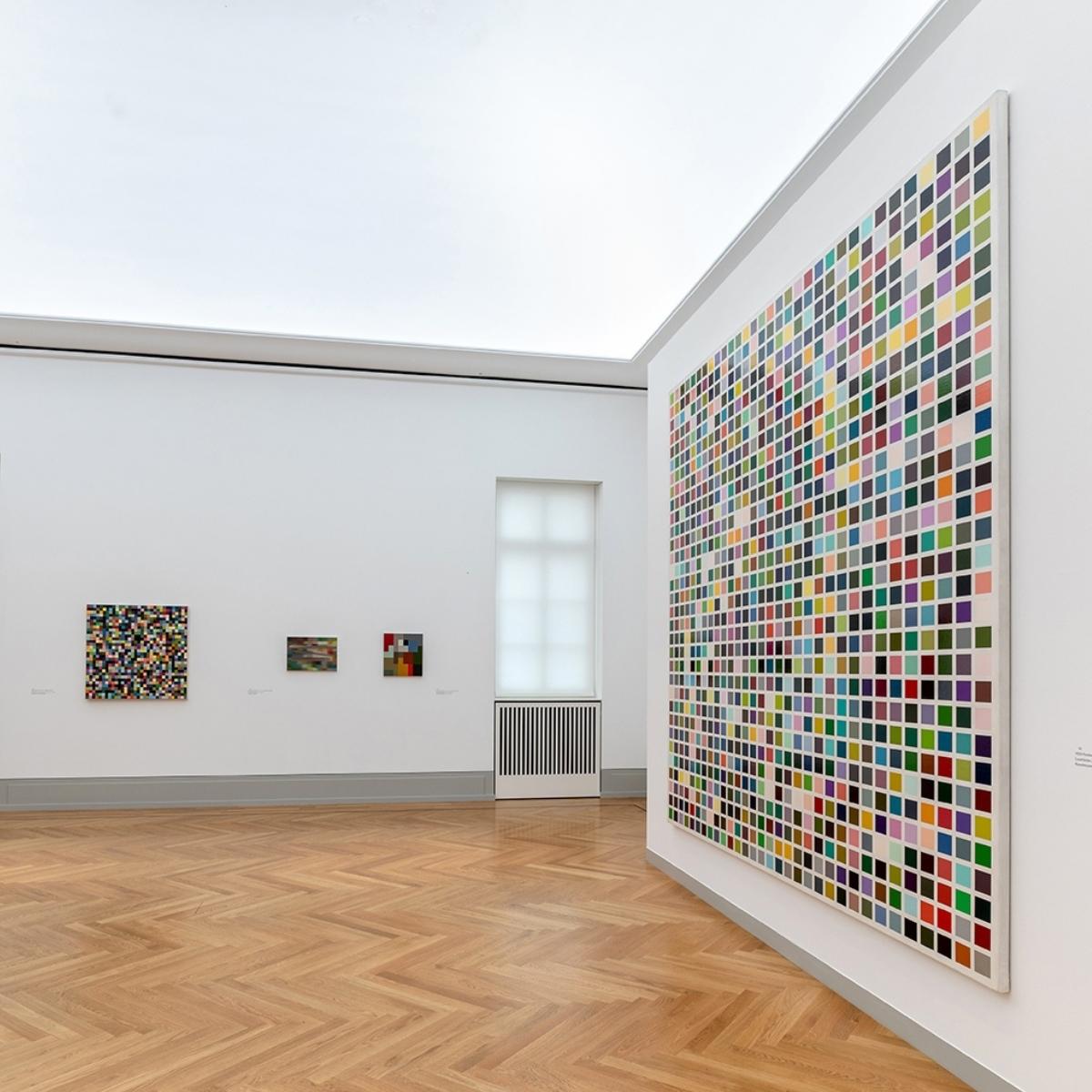 Gerhard Richter Museum Barberini 3