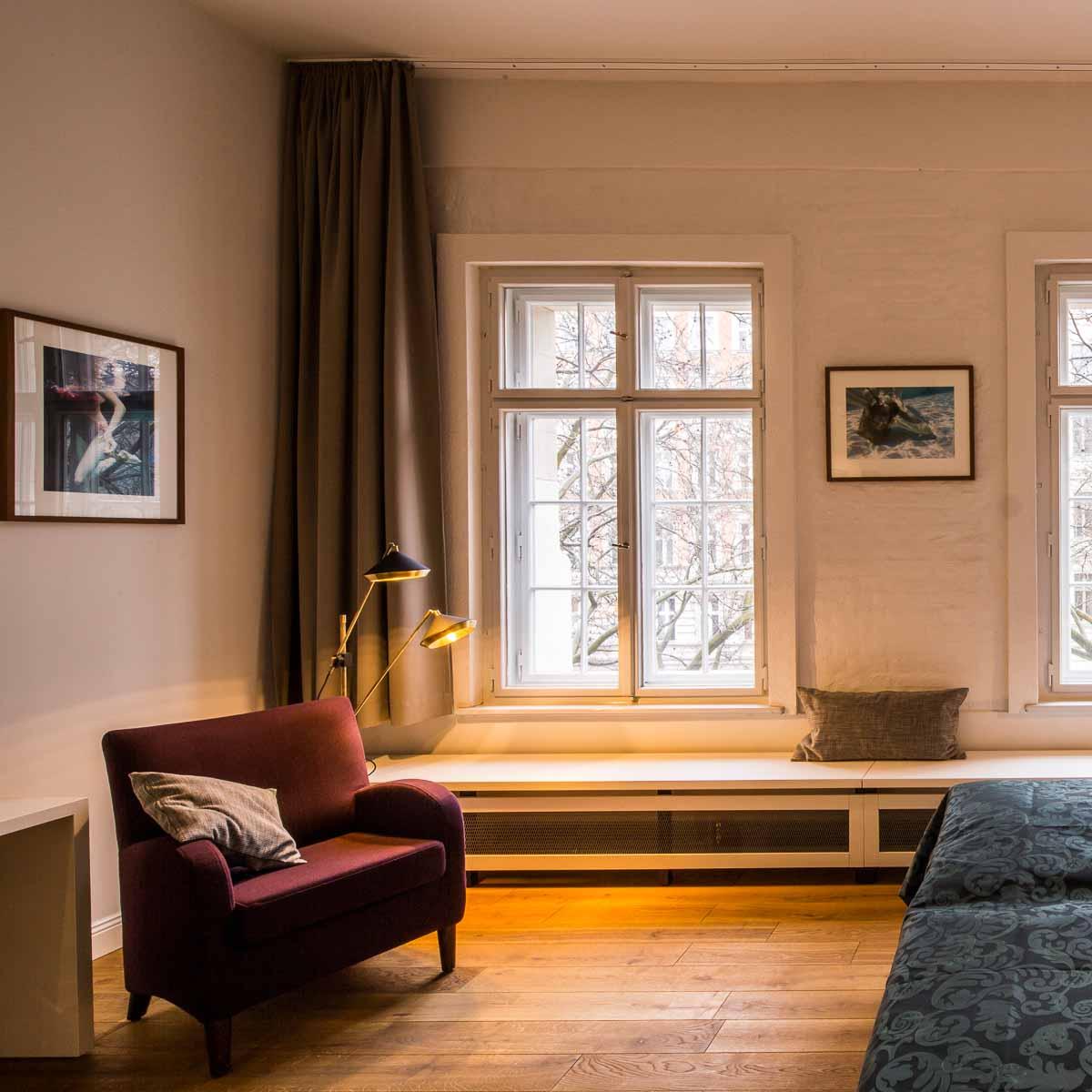 Oderberger Hotel in Berlin Prenzlauer Berg 6