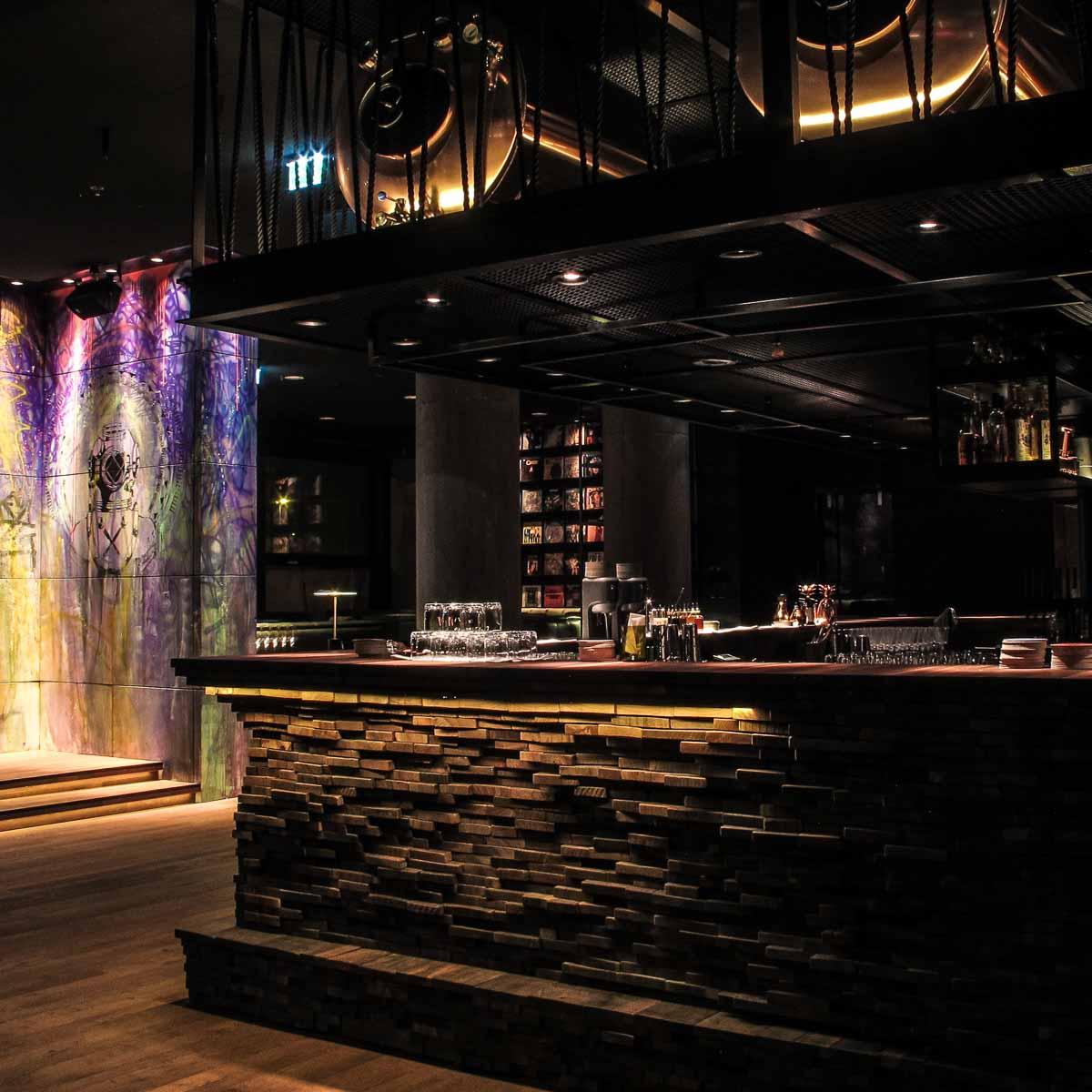 Restaurant Bar Spelunke am Donaukanal Wien © AkiraSakurai