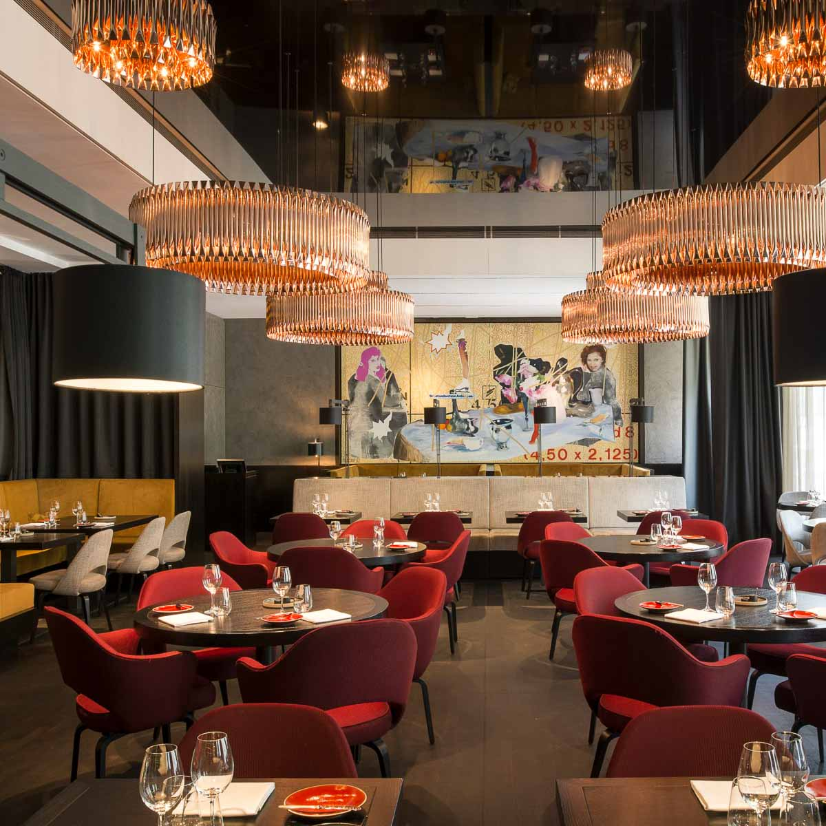 Restaurant Le Faubourg Berlin Charlottenburg
