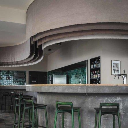 Restaurant Tisk Speisekneipe Berlin Neukölln
