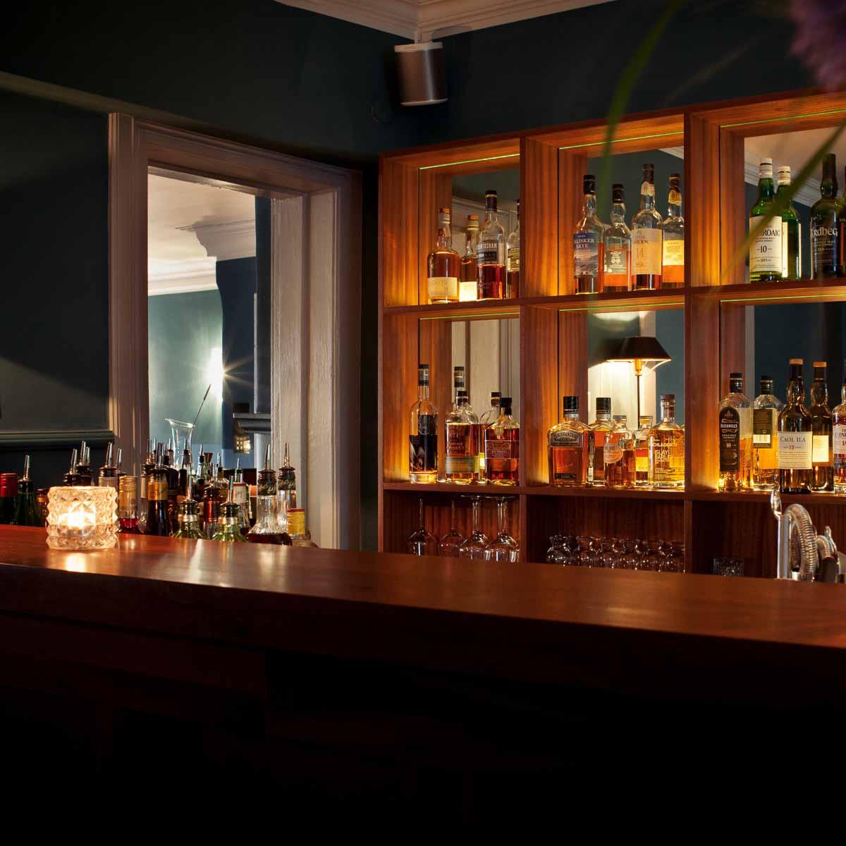 Bar Berglund in Hamburg Winterhude