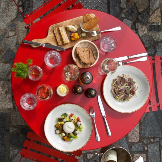 Brunch im Restaurant Spindler in Kreuzberg