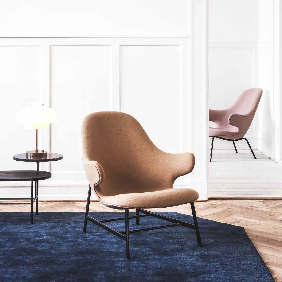 Catch Lounge Chair von &tradition-4