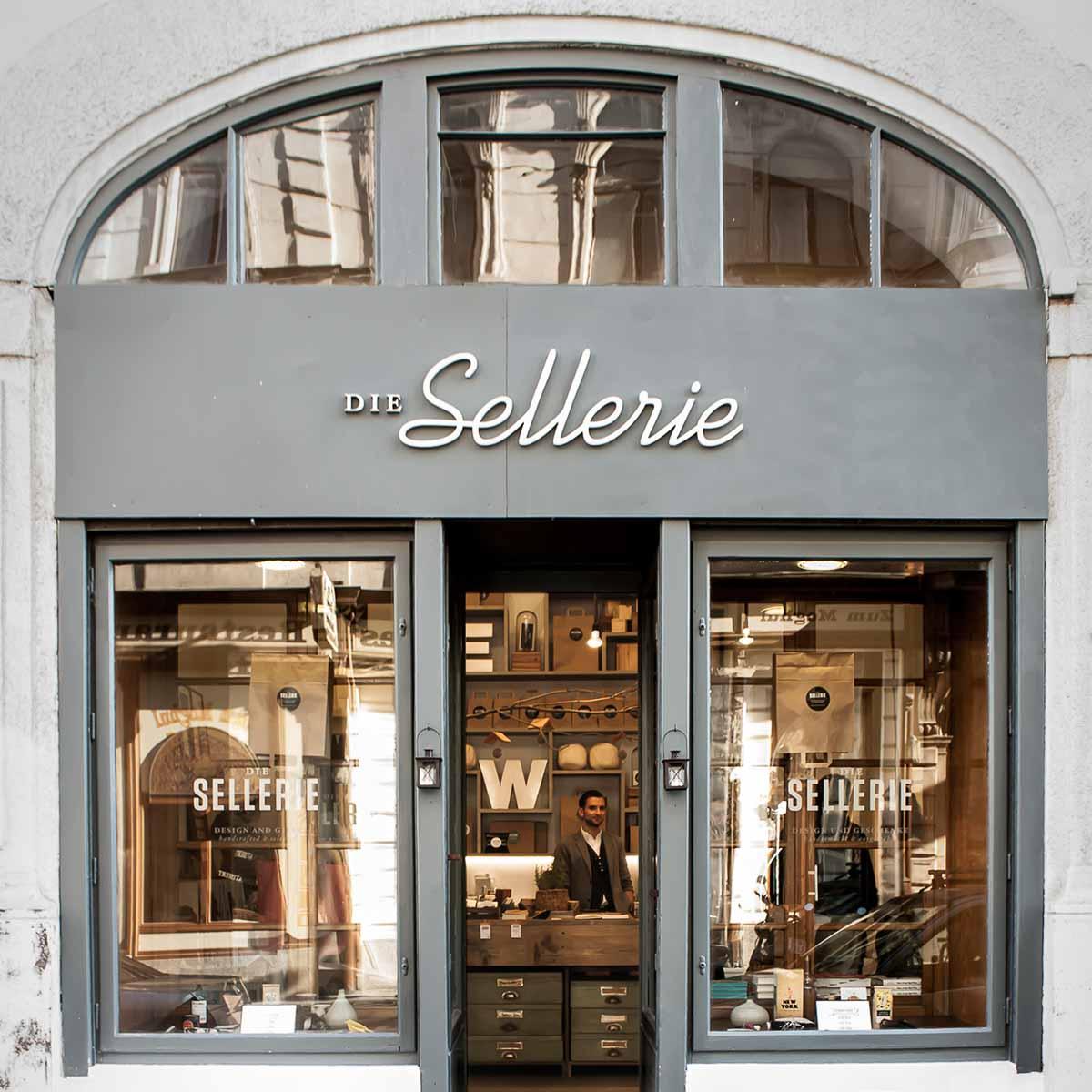 Concept Store Die Sellerie in Wien