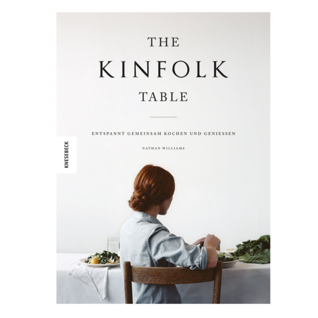 Cover The Kinfolk Table